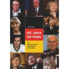 """Andrea Gotzes: """"60 Jahre - 60 Köpfe"""""""