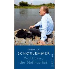 """Friedrich Schorlemmer: """"Wohl dem, der Heimat hat"""""""