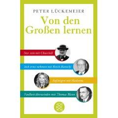 """Peter Lückemeier: """"Von den Großen lernen"""""""