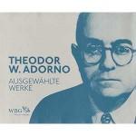 """Theodor W. Adorno: """"Ausgewählte Werke in sieben Bänden"""""""