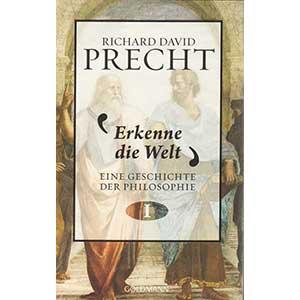 """Richard David Precht: """"Erkenne Dich selbst – Eine Geschichte der Philosophie 1"""""""