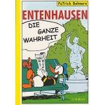 """PaTrick Bahners: """"Entenhausen — Die ganze Wahrheit"""""""