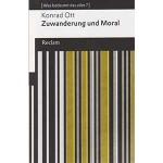 """Konrad Ott: """"Zuwanderung und Moral"""""""